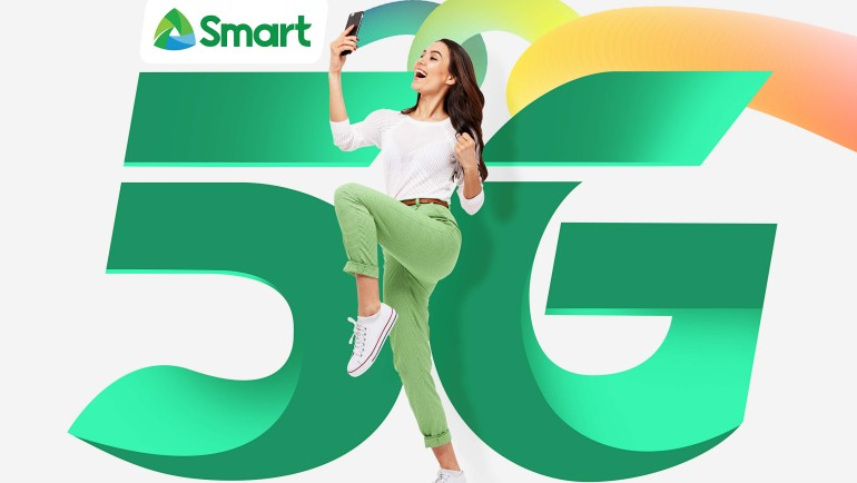Smart continues to lead in the 5G space by providing the fastest 5G speeds and the widest 5G network coverage in the Philippines.