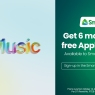 Smart Brings Apple Music to its Customers with an Exclusive 6-Month Free Subscription