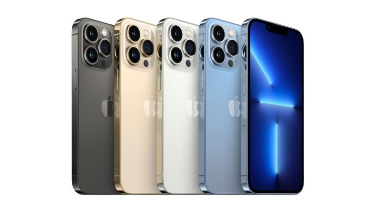Preorder the new iPhone 13 from Smart Signature Plans